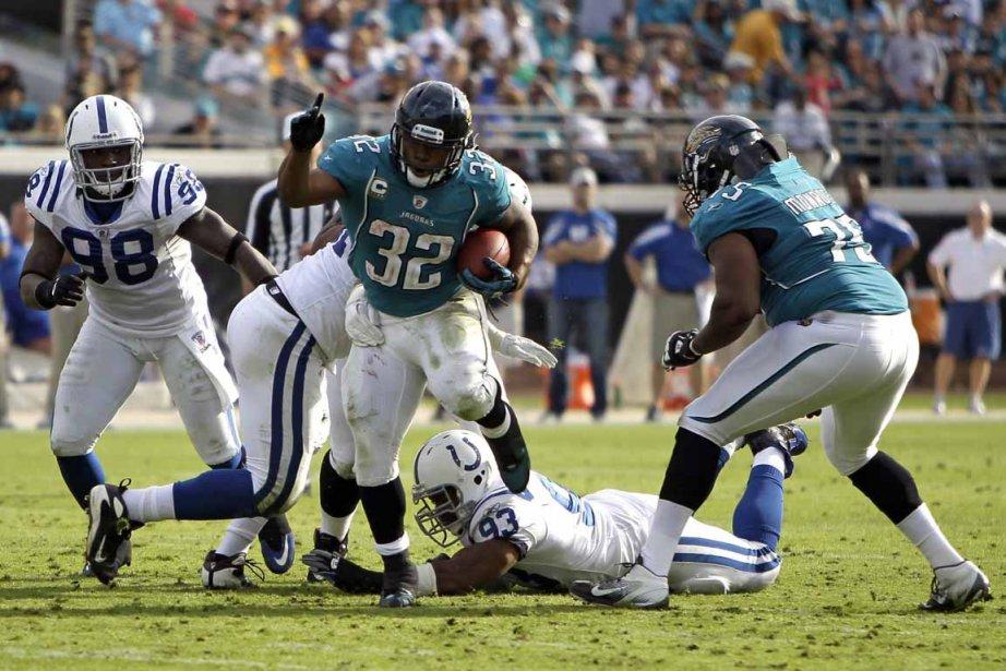 Les Jaguars (5-11) sont devenus les premiers adversaires... (Photo John Raoux, AP)