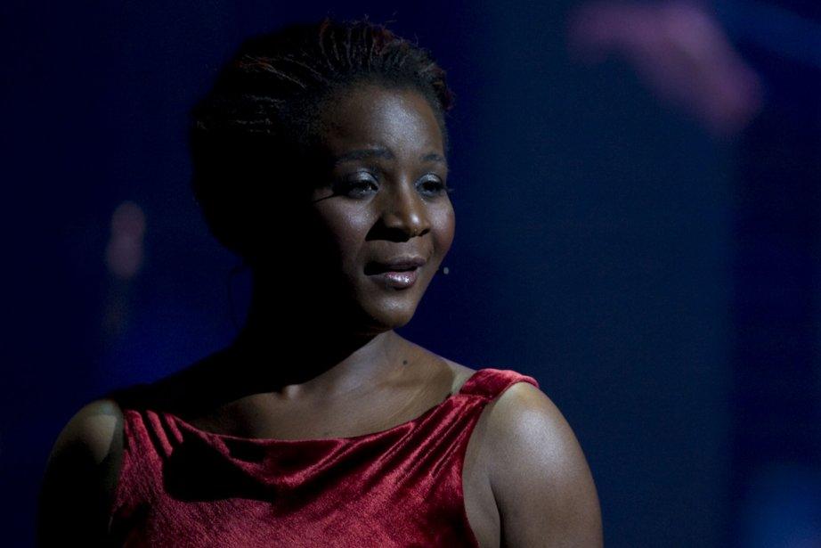 Marie-Josée Lord est la soliste du concert Hommage... (Photo: André Pichette, Archives La Presse)