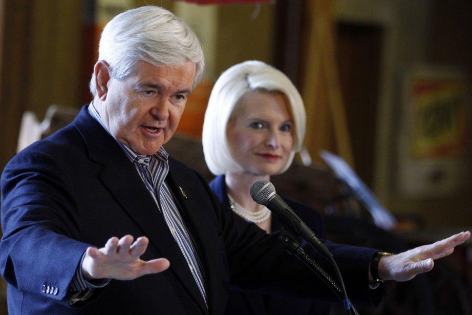 L'ancien président de la Chambre des représentants Newt... (Photo: Jeff Haynes, Reuters)
