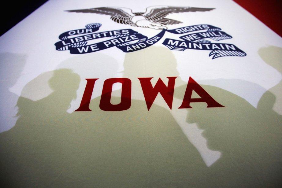 Les caucus de ce soir en Iowa représentent... (Photo: Brian Snyder, Reuters)