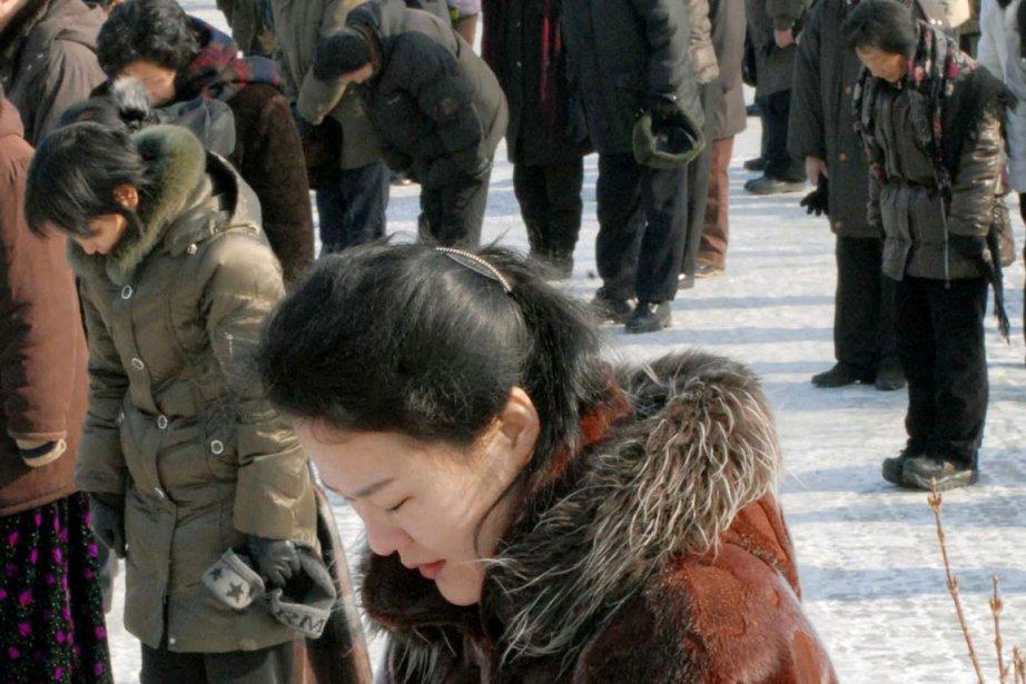 Le 28 décembre dernier, des centaines de milliers... (Photo: AP)