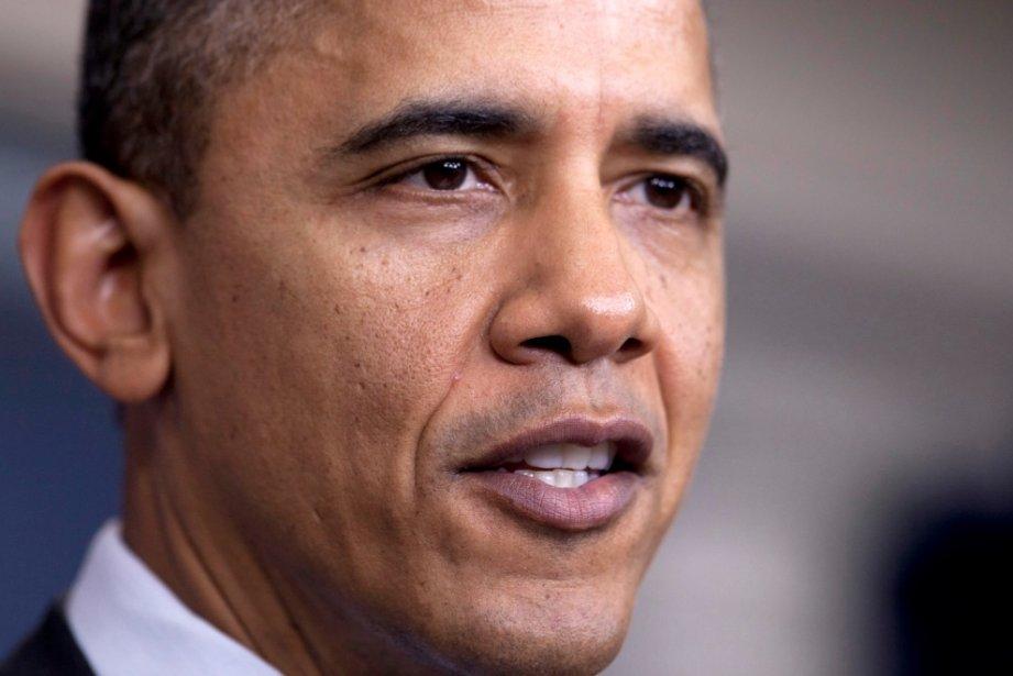 Le président américain, Barack Obama.... (AP)