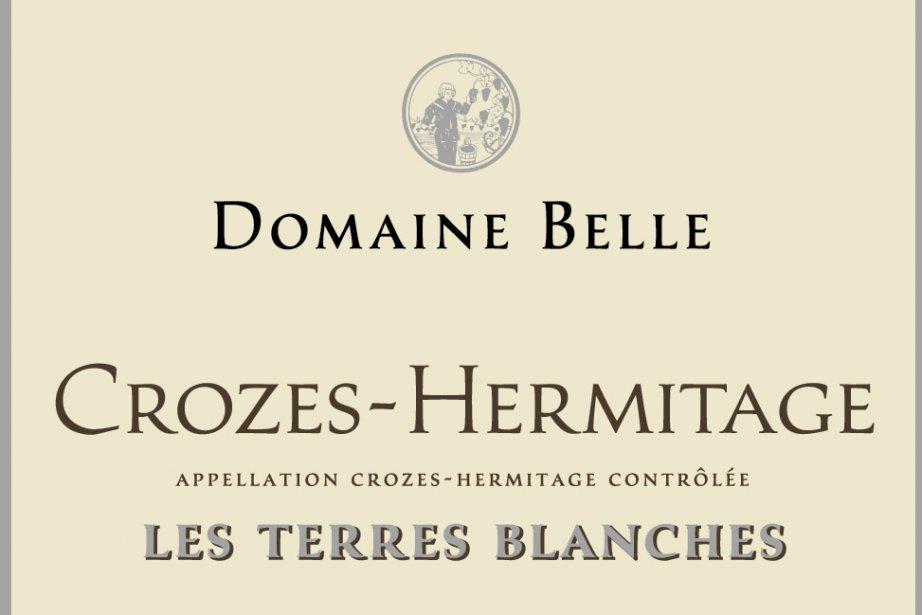 Crozes-Hermitage 2010 Les Terres Blanches Domaine Belle... (Photo: La Presse)