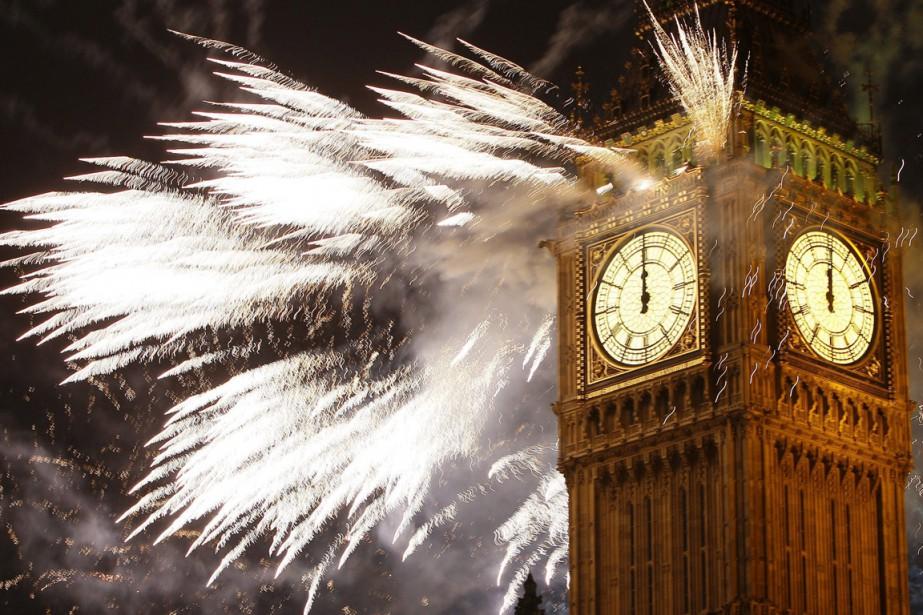 Big Ben à Londres.... (PHOTO ARCHIVES AP)