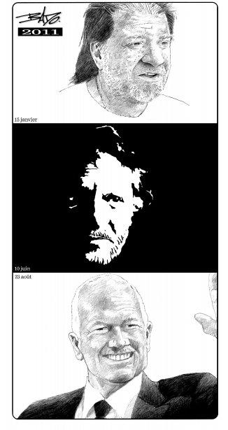 Les grands disparus en 2011 | 3 janvier 2012