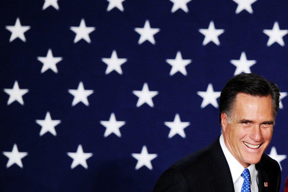 Selon les sondages, Mitt Romney (ci-dessus) dispose d'une... (Photo: Jewel Samad, AFP)