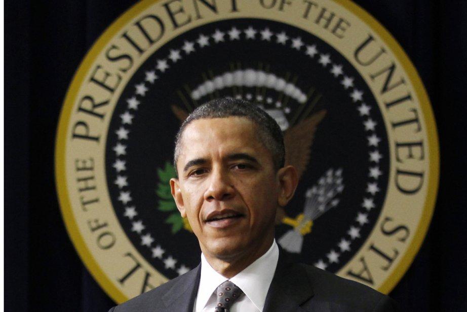 Barack Obama plombé par un bilan économique faible... (Photo: Kevin Lamarque, Reuters)
