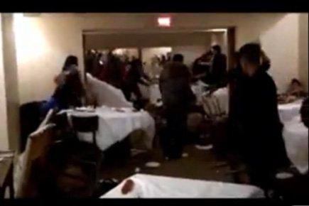 La vidéo a été visionnée plus de 180... (Image tirée de YouTube)