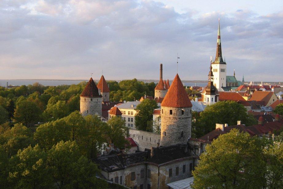 Tallin, la capitale estonienne, arrive en tête des... (Photos.com)