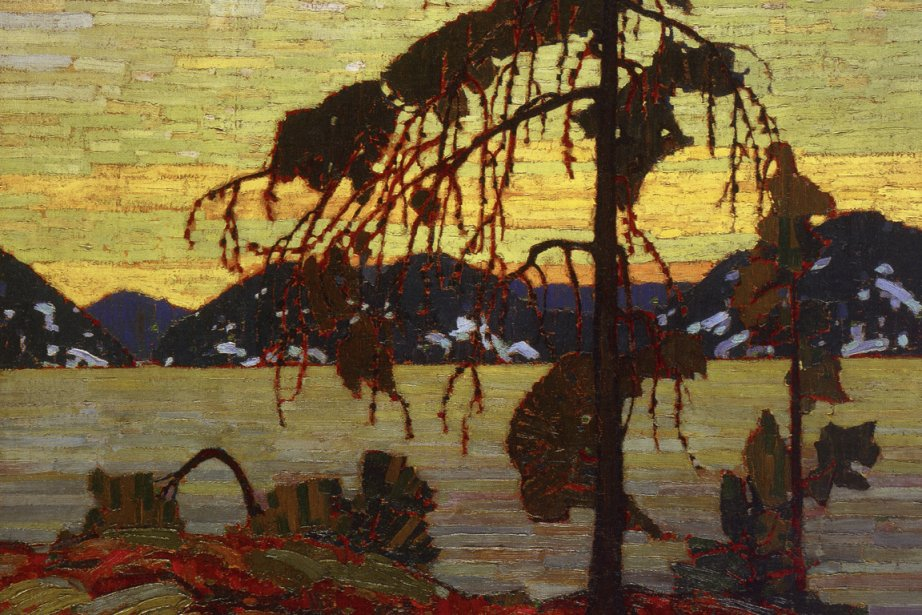The Jack Pine (1916), de Tom Thomson.... (Photo: Dulwich Picture Gallery)