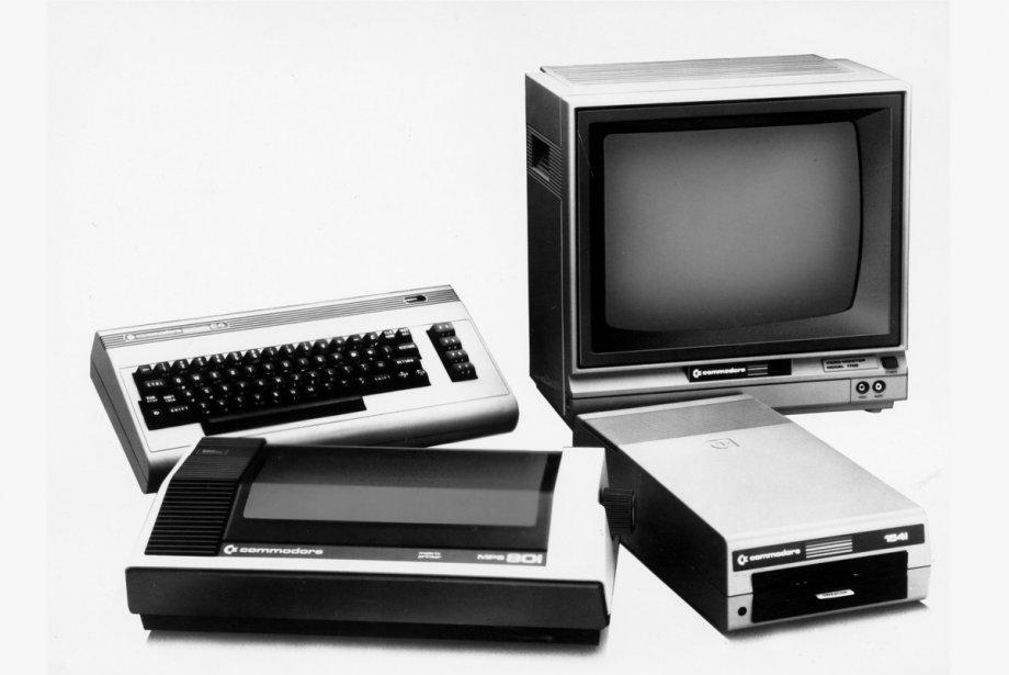 La suite Commodore 64.... (Photo: archives La Presse)