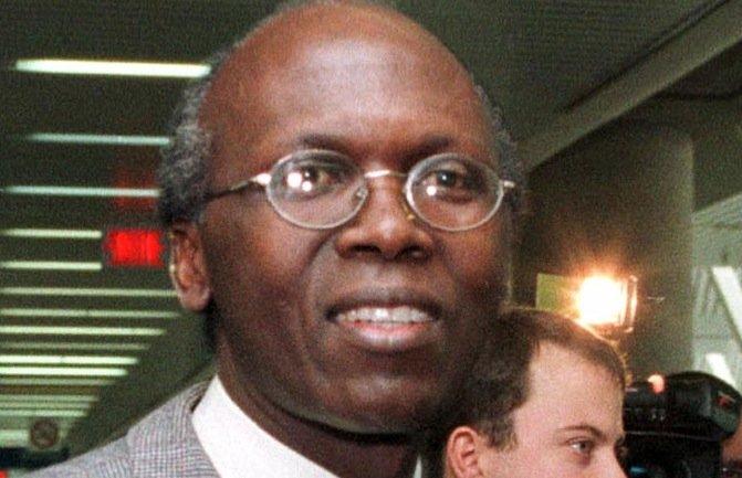 Léon Mugesera, photographié en 2000... (Archives La Presse Canadienne)