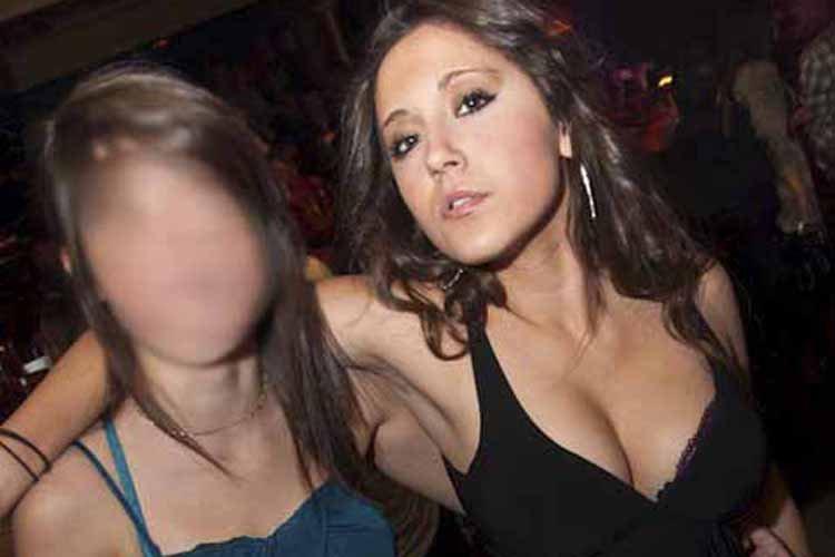 L'ex-copine de Jonathan Duhamel, Bianca Rojas-Latraverse, a rapidement... (Photo: courtoisie)