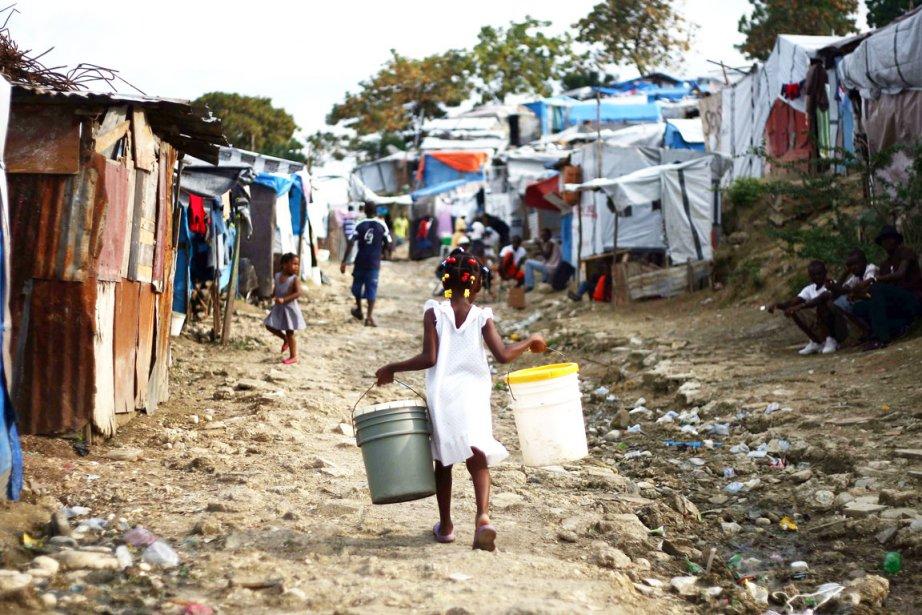 La situation politique en Haïti se distingue par sa... (Photothèque Le Soleil)