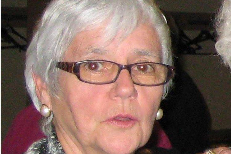 Pierrette Lamy, âgée de 72 ans, a quitté... (Photo fournie par la police de Laval)