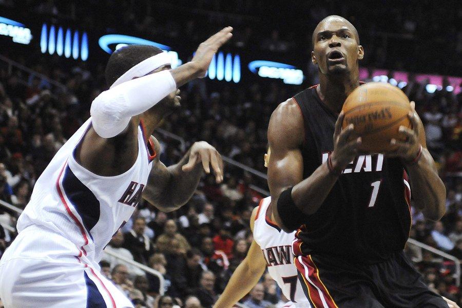En l'absence de Dwyane Wade et LeBron James,... (Photo: Reuters)
