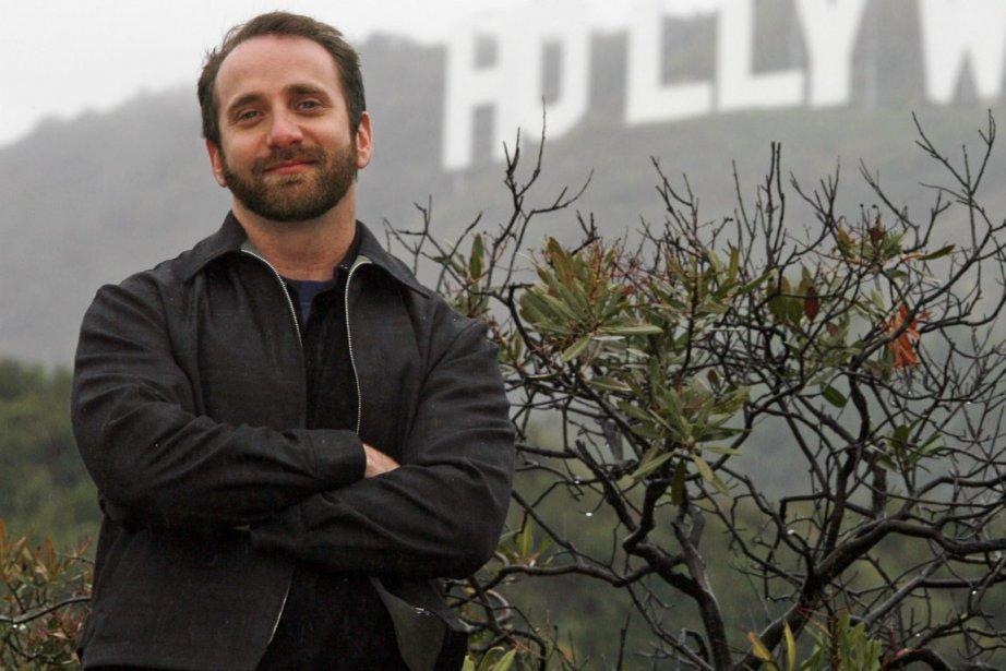Le blogueur et humoriste Seth Abramovitch.... (Photo: Damian Dovarganes, AP)