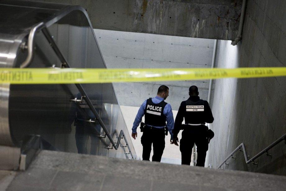 Les enquêteurs de la Sûreté du Québec ont... (Photo: Marco Campanozzi, La Presse)
