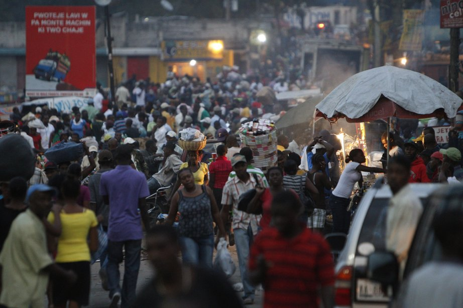 À l'approche du deuxième anniversaire du violent séisme... (Photo: Martin Chamberland, Archives La Presse)