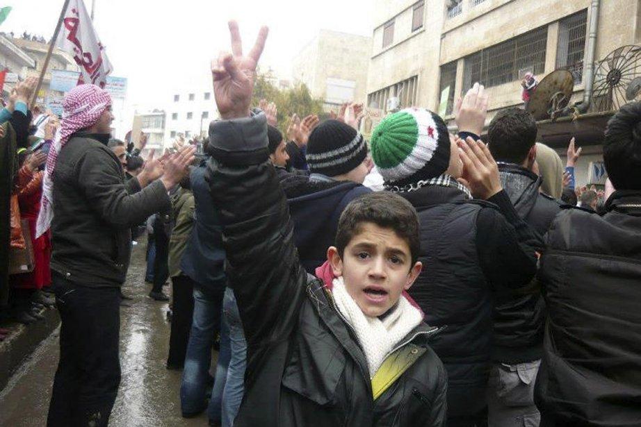 La Syrie est en proie depuis la mi-mars... (Photo: Reuters)