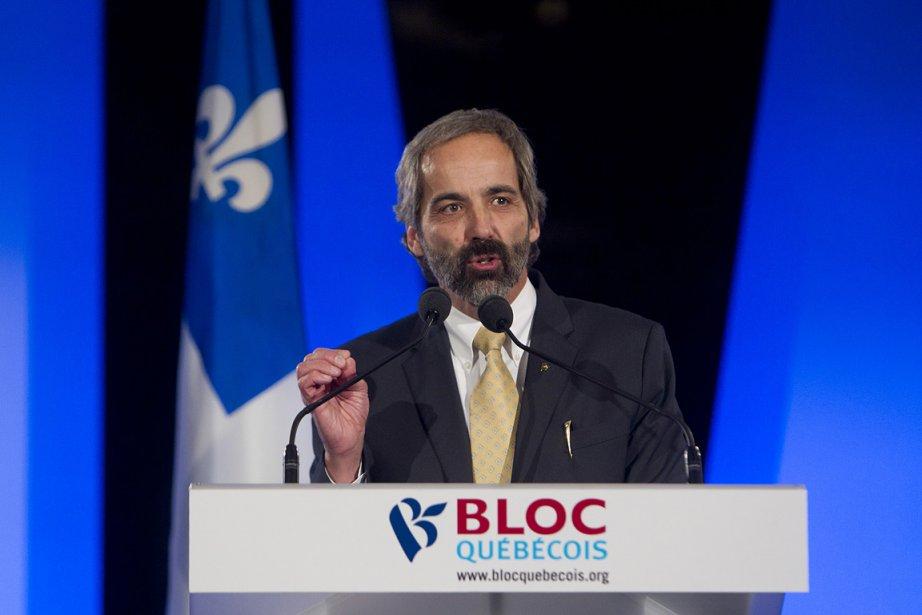 Daniel Paillé, chef du Bloc québécois.... (Photo: Robert Skinner, La Presse)