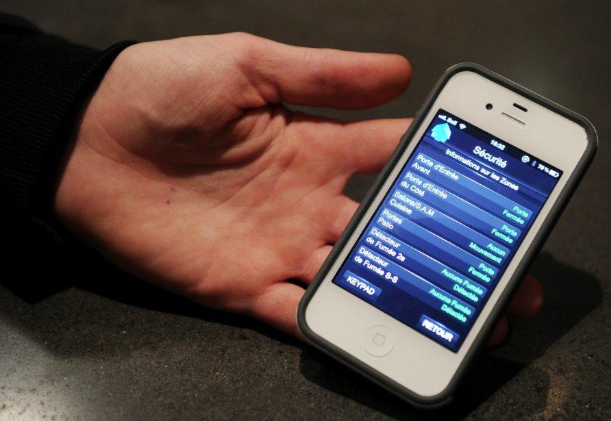 Faut-il interdire aux élèves l'utilisation du cellulaire?... (Le Soleil, Erick Labbé)