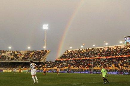 L'AC Milan et la Juventus Turin, tous deux vainqueurs à... (Photo: Reuters)