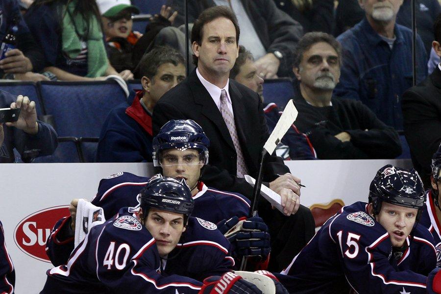 Scott Arniel est le septième entraîneur de la... (Photo: AP)