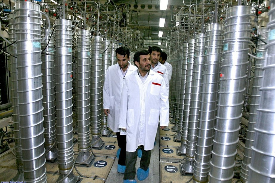 Le président iranien, Mahmoud Ahmadinejad.... (Photo: AP)