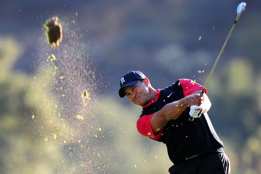 Tiger Woods... (Photo: AFP)