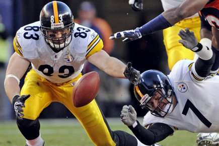 L'entraîneur-chef des Steelers de Pittsburgh a déclaré lundi... (Photo: Reuters)
