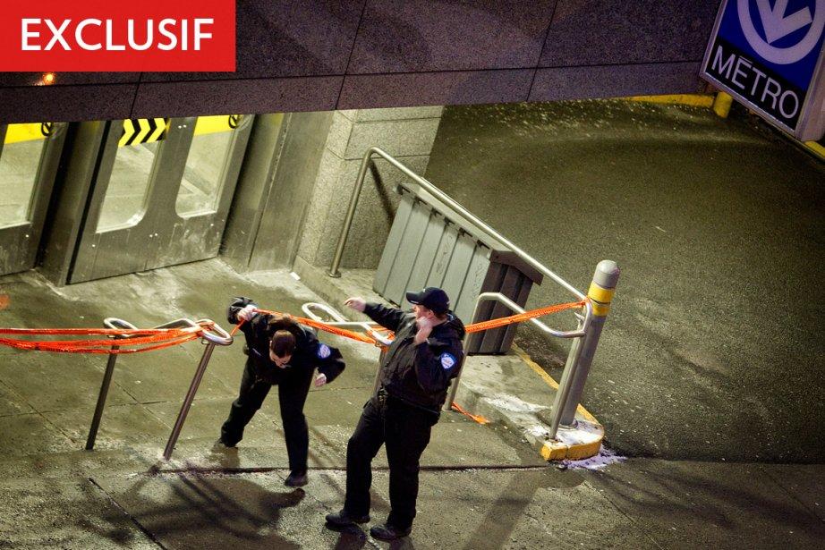 Le sans-abri Farshad Mohammadi est mort vendredi sous... (Photo: Marco Campanozzi, La Presse)
