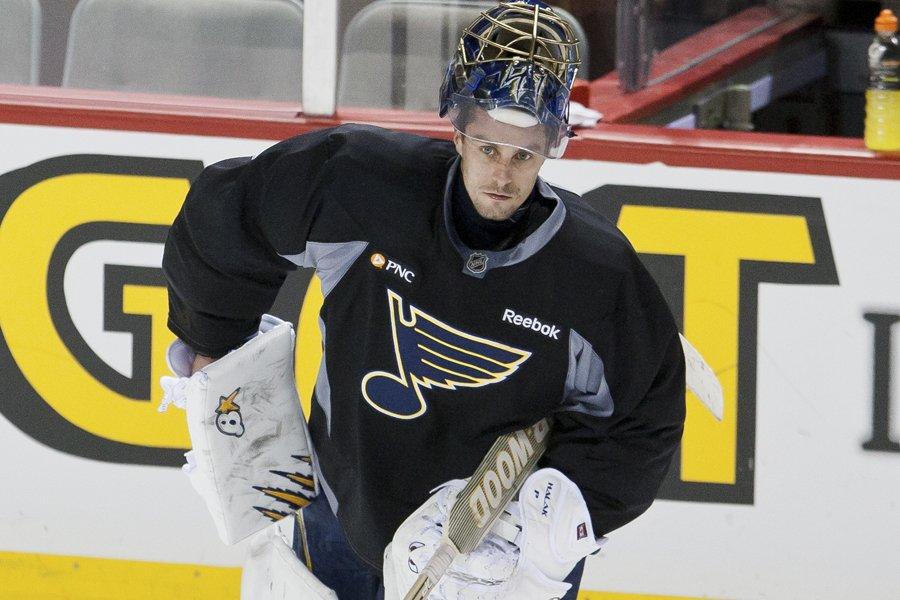 Jaroslav Halak est de retour à Montréal, sur... (Photo: Edouard Plante-Fréchette, La Presse)