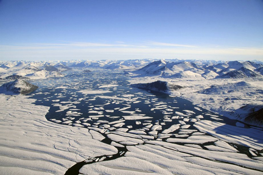 «Notre CO2 a un impact important sur le... (Photo: Denis Sarrazin, Center for Northern Studies/Reuters)