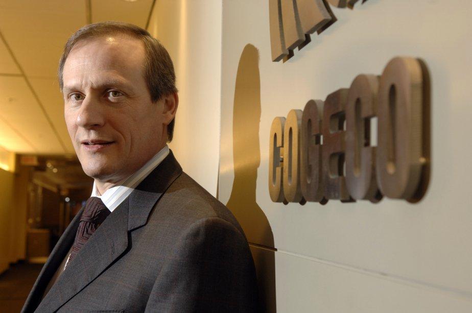 Henri Audet est demeuré chef de la direction... (Photo: La Presse)