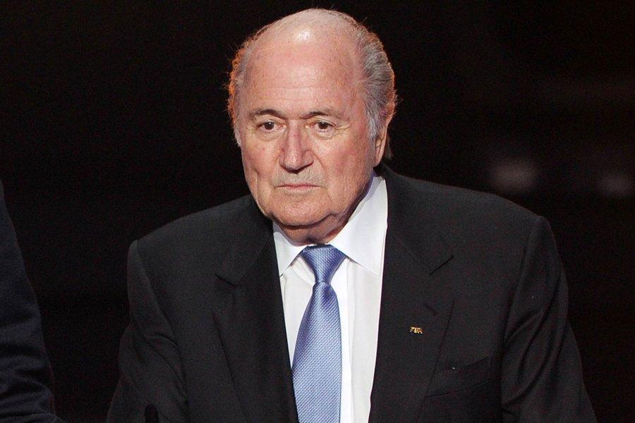 Le président de la FIFA, Joseph Blatter, sera... (Photo: AFP)