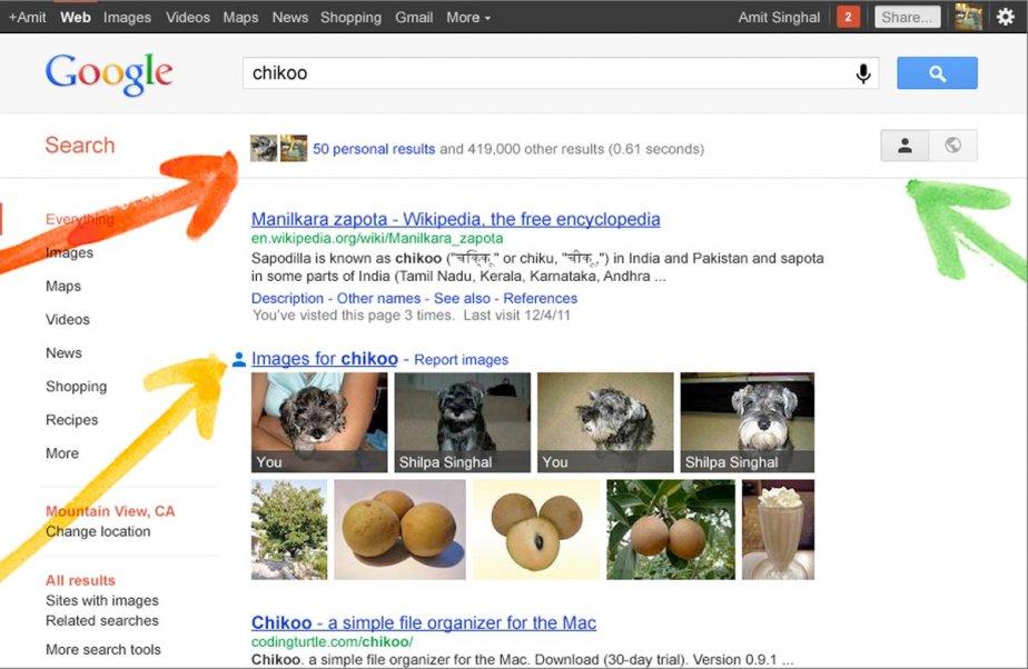 Google intègrera désormais les informations de Google+ à... (Image: Google)
