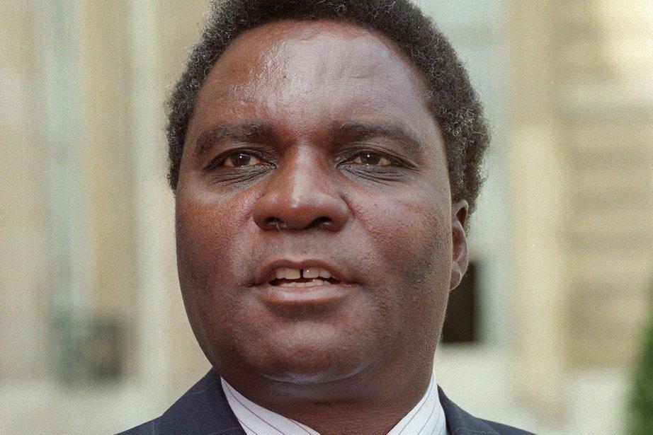 L'ex-président  rwandais Juvénal Habyarimana.... (Photo: Daniel Janin, AFP)
