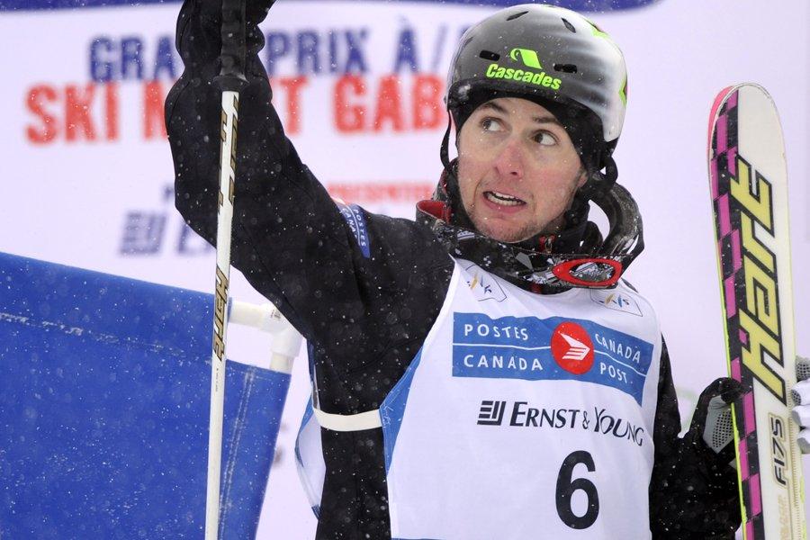 Alexandre Bilodeau ne cache pas son envie de... (Photo: Bernard Brault, La Presse)