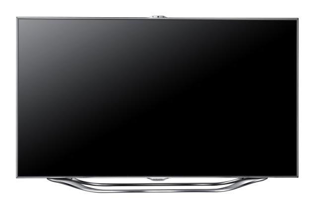 Samsung cache une caméra dans ses nouveaux téléviseurs.... (Photo fournie par Samsung)