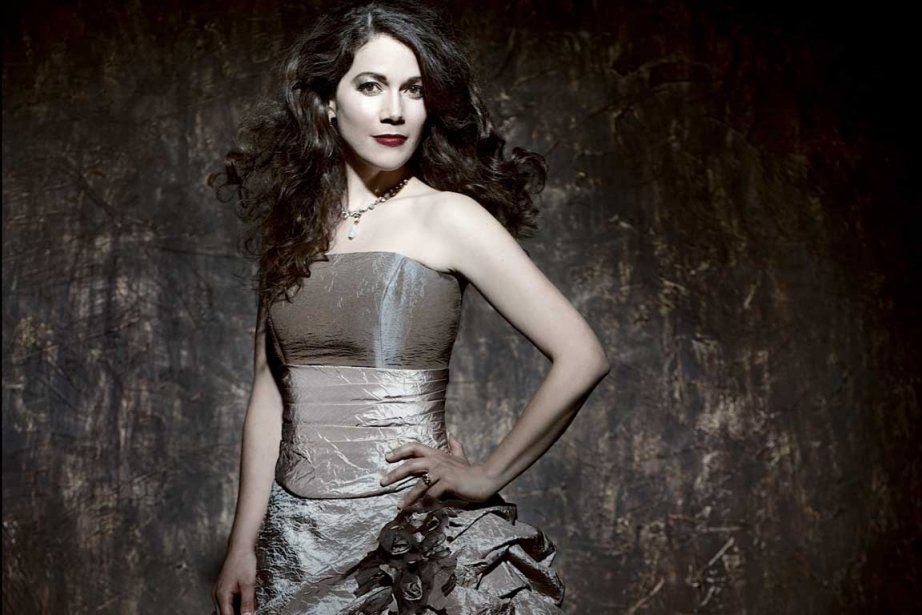 Hélène Guilmette... (Photo fournie par l'Opéra-Comique)