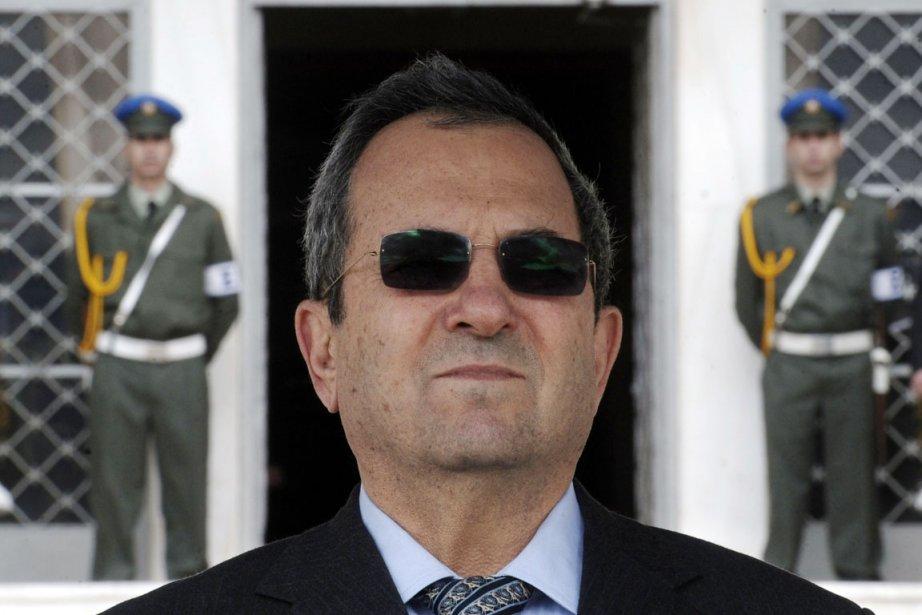 Si le ministre de la Défense, Ehoud Barak,... (Photo: Aris Messinis, AFP)