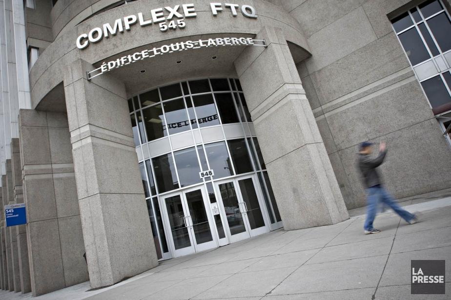 La FTQ a admis avoir contrevenu à la... (Photo: Patrick Sanfaçon, archives La Presse)