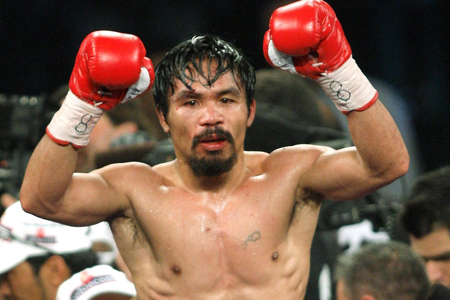Manny Pacquiao... (Photo: AFP)