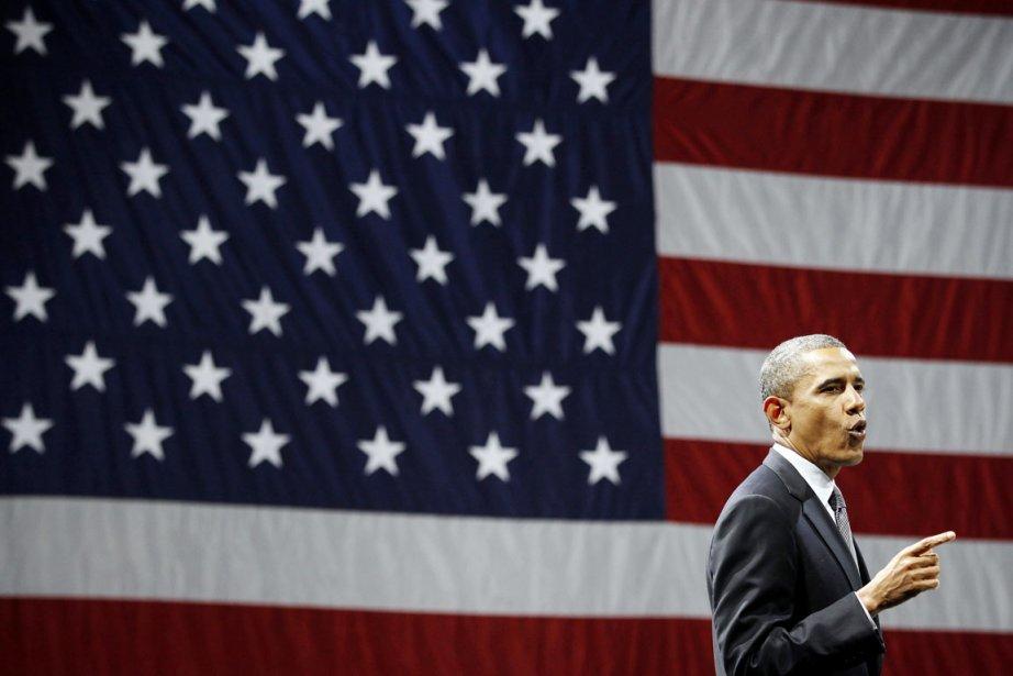 Le président américain Barack Obama.... (Photo: Haraz N. Ghanbari, AP)