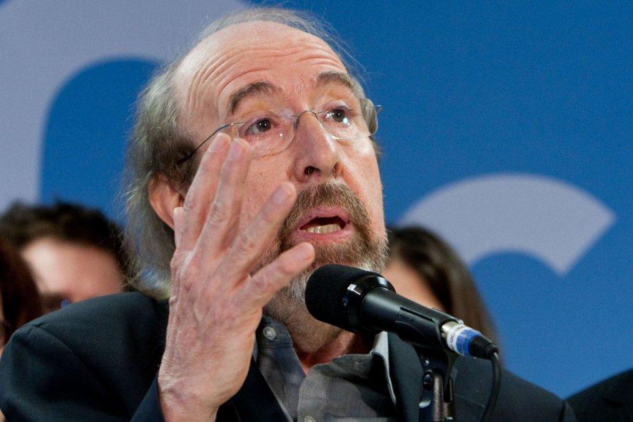 Le président du Conseil de la souveraineté du... (Photo: Hugo-Sébastien Aubert, La Presse)