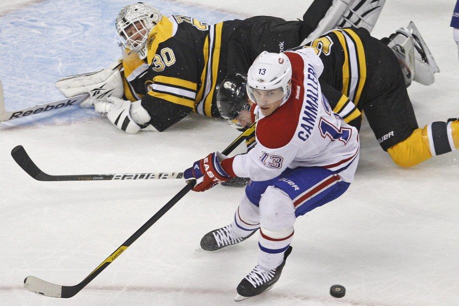 Le Canadien a joué de malchance dès le départ et les Bruins en ont fait assez...