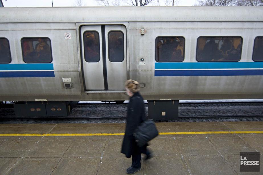 Le train de l'Est, une ligne de 51... (PHOTO DAVID BOILY, ARCHIVES LA PRESSE)