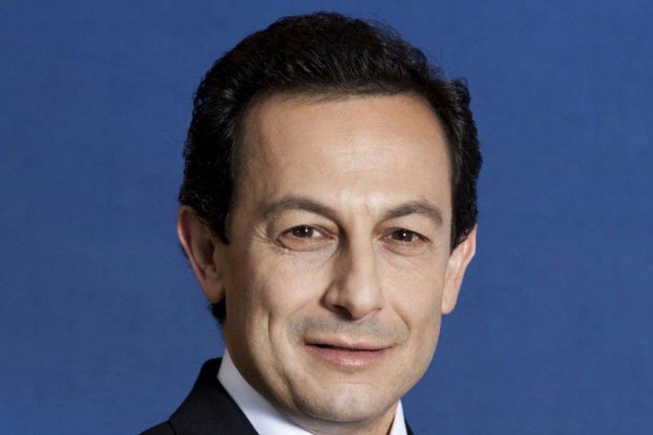 Michele Arcamone est nommé au poste de président... (Photo fournie par Bombardier)