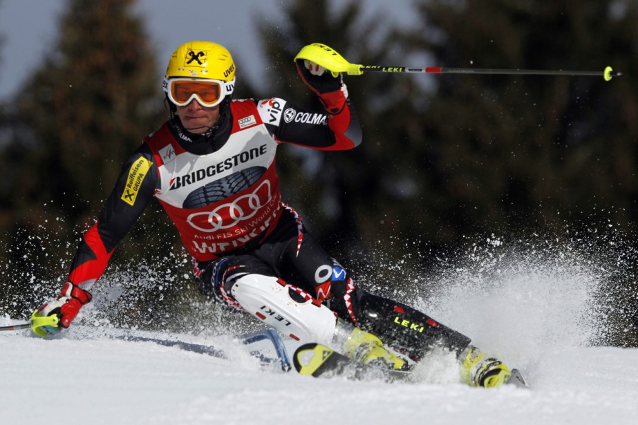 Ivica Kostelic... (Photo Shinichiro Tanaka, archives Associated Press)